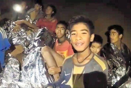 タイ 洞窟救出劇 映画化に関連した画像-01