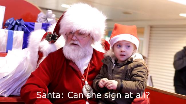 サンタクロース サンタ 神対応に関連した画像-04