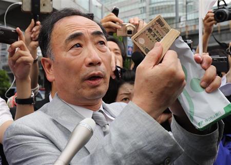 安倍首相演説 籠池泰典 連行に関連した画像-03