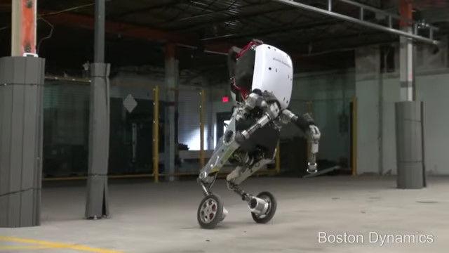 ボストン・ダイナミクス ロボット 2足歩行に関連した画像-03