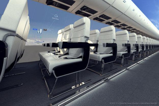 飛行機 有機ELスクリーンに関連した画像-03