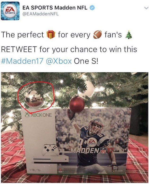 Xbox EA クリスマス リツイートに関連した画像-04