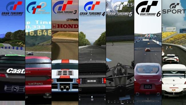 グランツーリスモシリーズ 全世界累計実売 8040万本に関連した画像-01