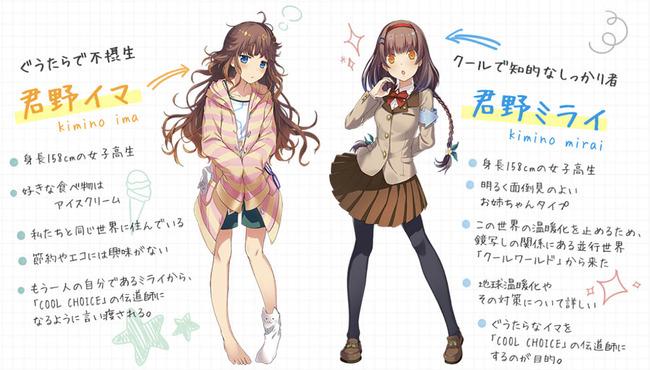 環境省 萌えキャラ アニメ 声優 棒読み 税金 VTuberに関連した画像-04