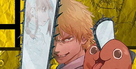 ジャンプ漫画『チェンソーマン』最終回と同時にアニメ化発表か!?再来週号で最終回と重大発表!