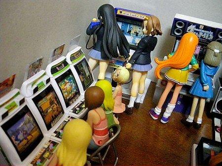 ゲームセンター ゲーセン ファッション 音楽 筐体に関連した画像-01