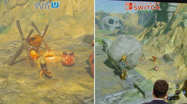ゼルダの伝説 ニンテンドースイッチ WiiUに関連した画像-14