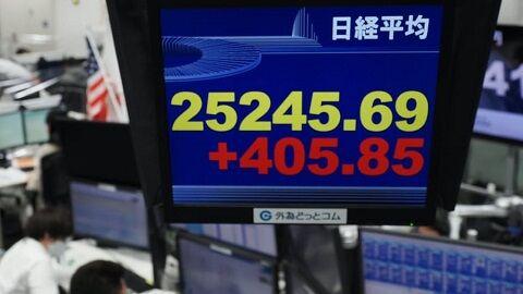 日経平均 株価 ダウ ニューヨーク 東京市場 バブルに関連した画像-01