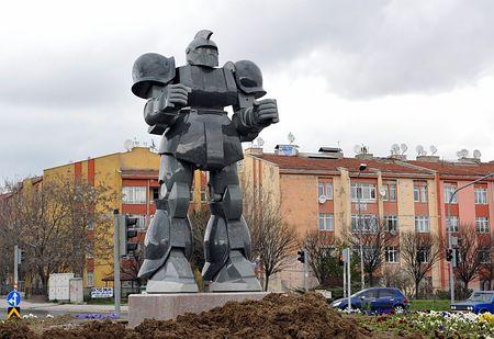 ザク クオリティ トルコ 銅像に関連した画像-03