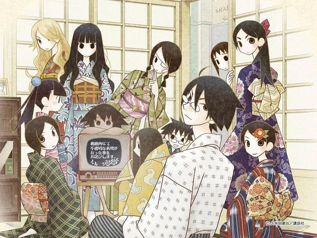 さよなら絶望先生 アニメ 無料 配信 ニコニコ動画に関連した画像-01