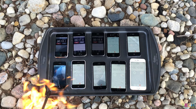 iPhone 燃やす 歴代 携帯 スマホ アップルに関連した画像-04