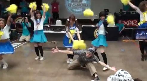 らきすた ダンス 乱入 オタク RAB 涼宮あつき ダンサーに関連した画像-14