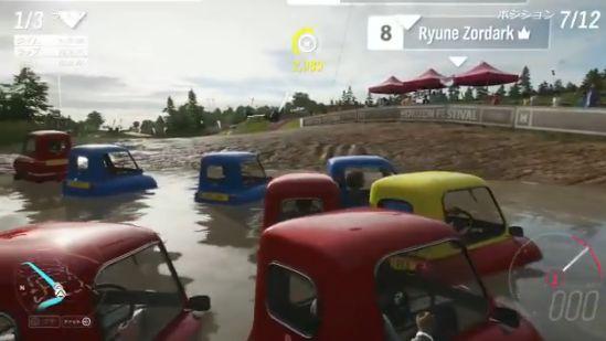 レースゲーム フォルツァホライゾン4 世界 最小 車 珍事件 P50に関連した画像-08
