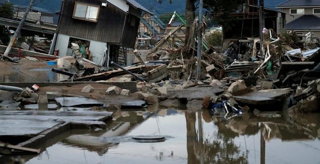 韓国さん、日本の豪雨被害に拍手喝采 「多くの犯罪を重ねてきた結果だ。罪滅ぼしにはほど遠い」