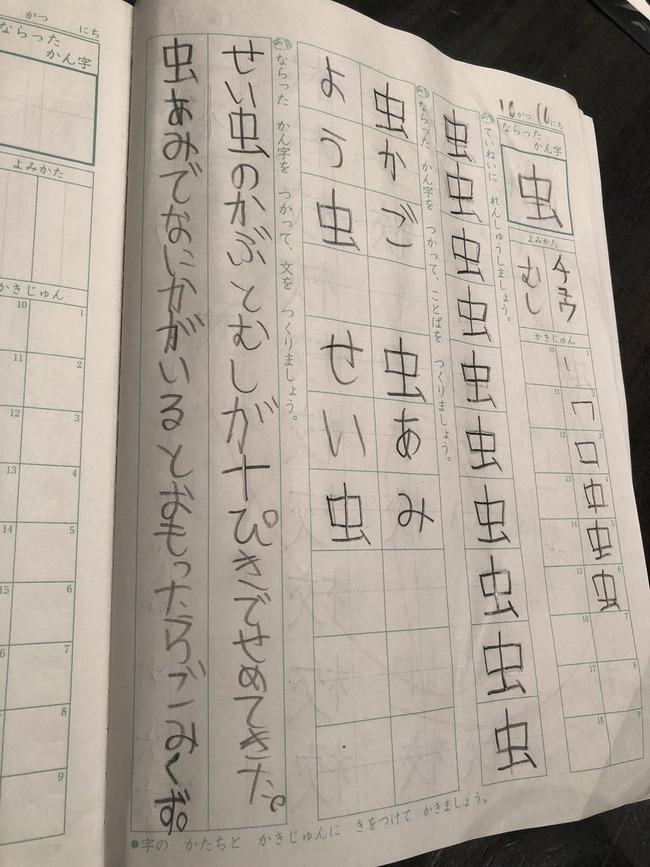 少年 習った漢字 文に関連した画像-02