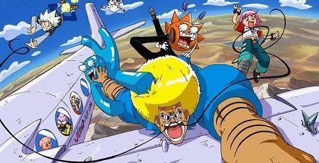 隠れた名作 アニメ ボボボーボ・ボーボボ はなかっぱに関連した画像-01