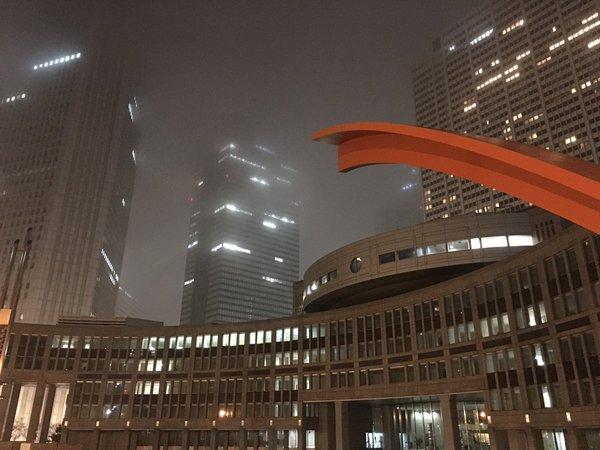 神秘的 濃霧 東京 首都圏 RPG ラストダンジョン ホラー 夜景に関連した画像-09