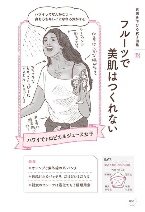 オトナ女子のための食べ方図鑑 ダイエットに関連した画像-04