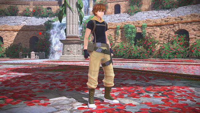 フェイト エクステラ リンク グラフィック ゲーム画面 シャルルマーニュに関連した画像-05