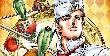 ジョジョ イタリアン料理店 イタリア料理を食べに行こう 荒木飛呂彦 夢に関連した画像-01