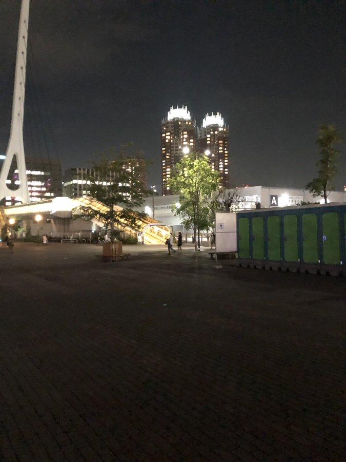 コミケ C96 徹夜組 東京ビッグサイトに関連した画像-04