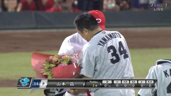 山本昌 中日 広島 プロ野球 引退試合 今世紀 視聴率に関連した画像-01