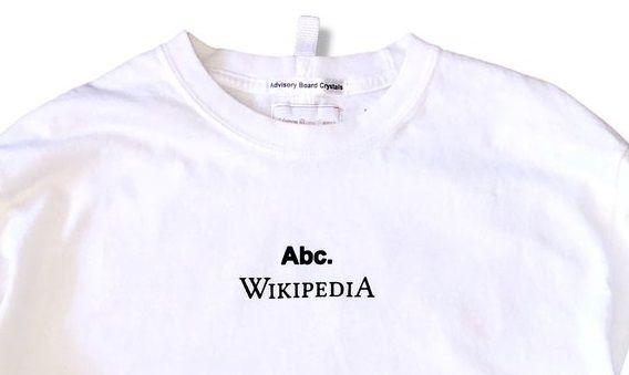 ウィキペディア Tシャツ ダサいに関連した画像-01