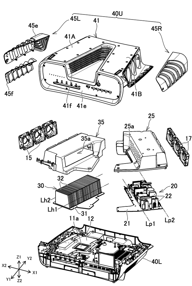 PS5 開発機 冷却ファン 6個に関連した画像-03