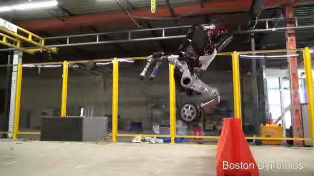 ボストン・ダイナミクス ロボット 2足歩行に関連した画像-11