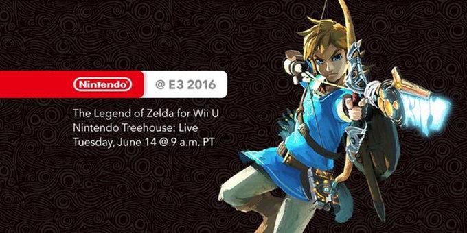 任天堂 E3 2016に関連した画像-01