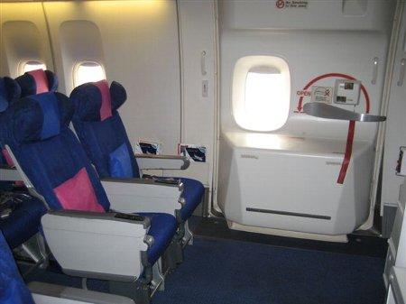 換気したくて飛行機の非常ドアを開けるに関連した画像-01