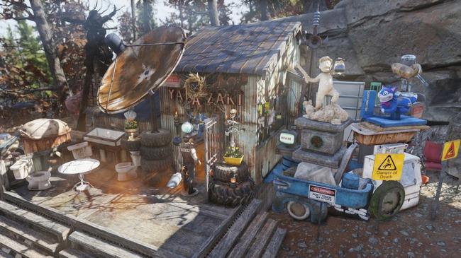 フジテレビ Fallout76 ゴミ屋敷 勘違いに関連した画像-02