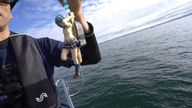 ユーチューバー 魚釣り アニメ フィギュア 魔法少女まどか☆マギカに関連した画像-03