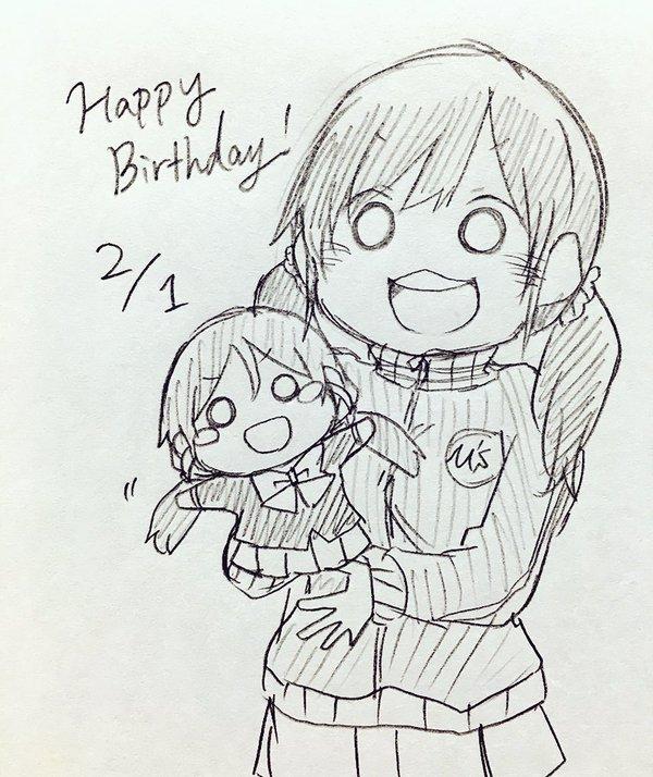 ラブライブ! 東條希 くっすん 楠田亜衣奈 生誕祭 誕生日に関連した画像-05
