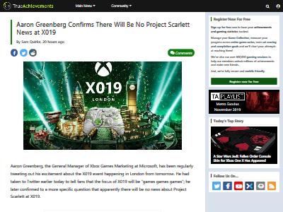 Xboxイベント 次世代機 情報なしに関連した画像-02