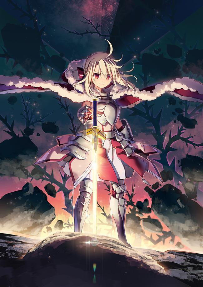 プリズマ☆イリヤ Fate 新作劇場版に関連した画像-02