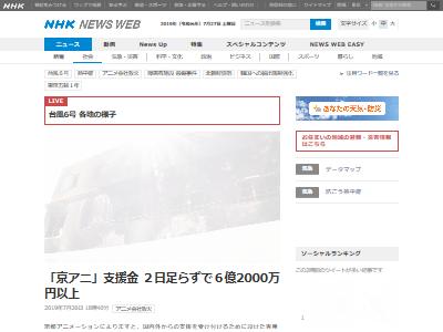 京アニ放火2日間支援金に関連した画像-02