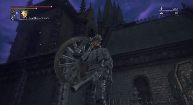 ブラッドボーン 車輪 武器に関連した画像-04