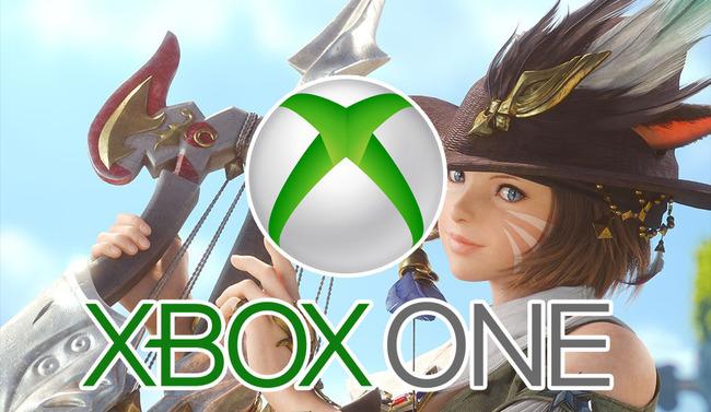 FF14 XboxOneに関連した画像-01