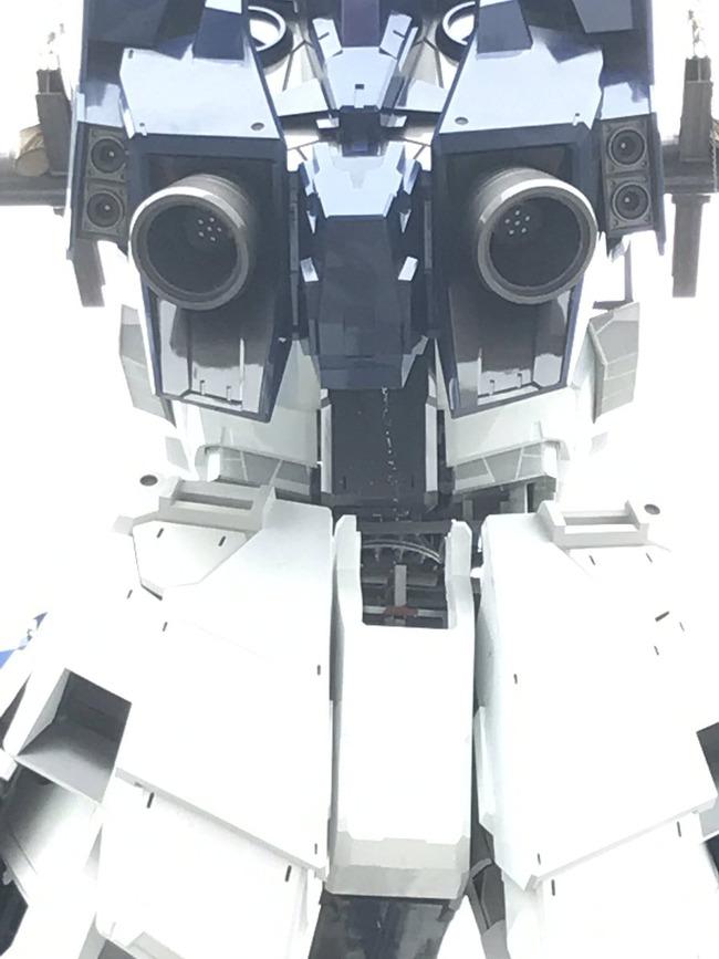 お台場 実物大 ガンダム ユニコーンに関連した画像-04