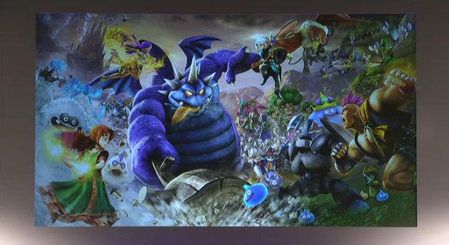 ドラゴンクエストヒーローズ2に関連した画像-01