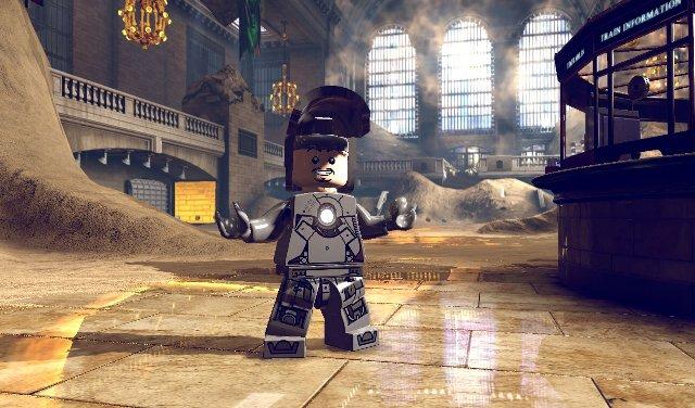 LEGO Marvel SHS_IronMan MK1-noscale
