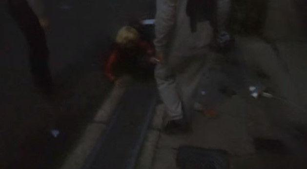 PS4 破壊 親父 ハンマー たむちん 逆襲 原付バイクに関連した画像-17