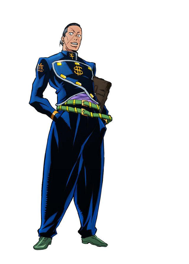 ジョジョの奇妙な冒険 ジョジョ ダイヤモンドは砕けない 4部 アニメに関連した画像-04