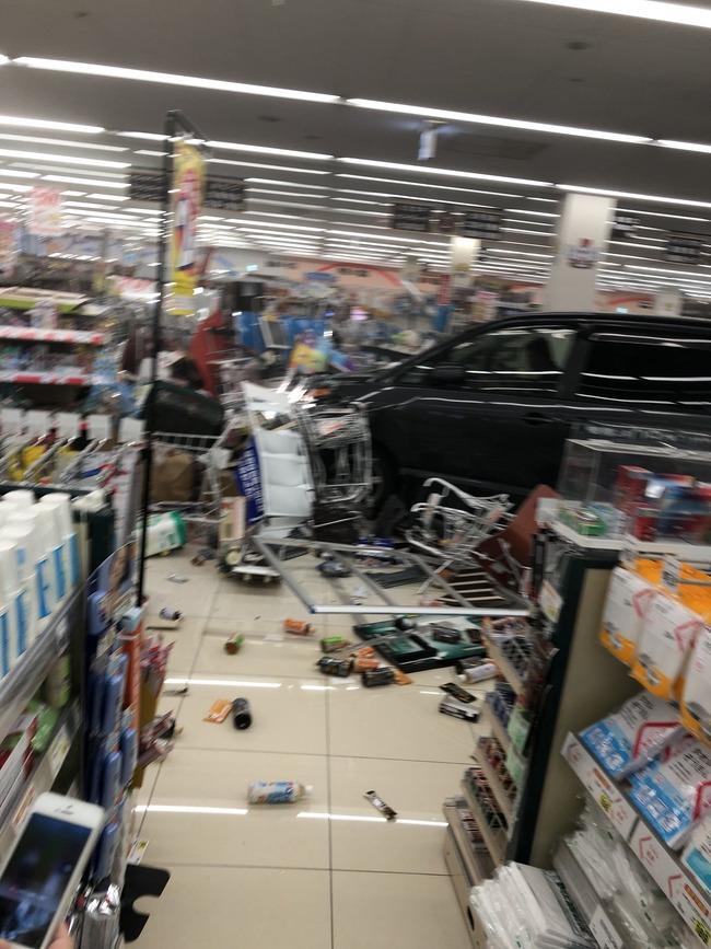 群馬 スーパー 車 事故 怪我 重症 過失運転傷害に関連した画像-14