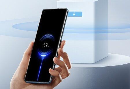 リモート充電 中国 Xiaomi 送電 新技術 モバイル スマホに関連した画像-01