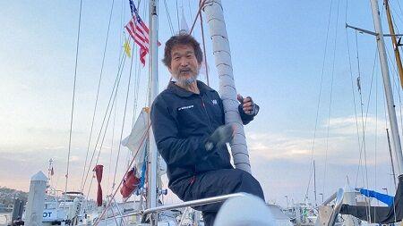 辛坊治郎 太平洋 ヨット 横断 快挙 成功 帰還 大阪に関連した画像-01