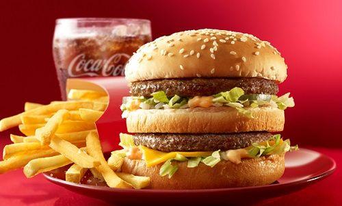 ビックマック ハンバーガー マクドナルド 消化 血糖値 健康 ファーストフード ジャンクフード ナトリウムに関連した画像-01