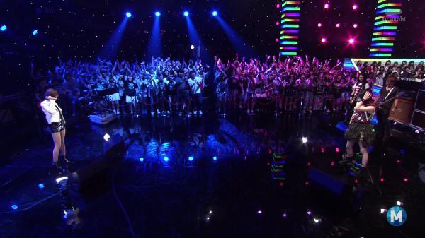 LiSA SAO 今夜 Mステ 出演 劇場版SAO 主題歌 熱唱に関連した画像-02