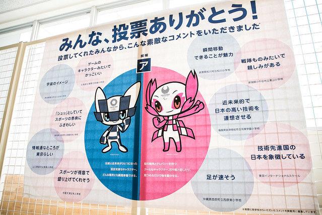 東京五輪 東京オリンピック パラリンピック マスコットキャラに関連した画像-03